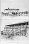 Artilleurs Haoussas et Compangne de Débarquement du 'Mytho