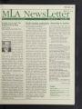 Minnesota Library Association Newsletter, April 1994