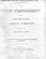 Jesse Munday Family Bible Records