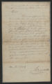 Session of November 1792-January 1793: Senate Committee Reports
