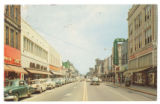 Main Street, looking East, Spartanburg, S.C.