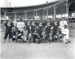 Jess Elster Team at Bigelow Field