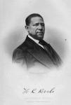 Hon. Hiram R. Revels senator from Mississipi