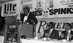 Don King, Los Angeles, 1985