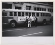 American Jewish Congress Chartered Bus, New York to Washington for the March on Washington, August 1963