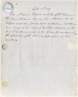 Letter from Anonymous to Lewis Tappan