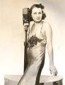 Radio singer Helen Carroll