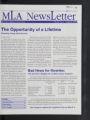 Minnesota Library Association Newsletter, February 1995