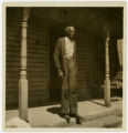African American ex-slave portrait, Charles Green