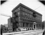 Cincinnati, Ohio, Ninth Street Branch YMCA, H.S. Dunbar, 636 West 9th Street