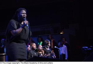Black Music and the Civil Rights Movement Concert Photograph UNTA_AR0797-138-011-0623