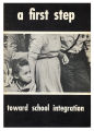 A First Step toward school integration, 1958 June