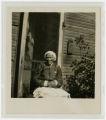 African American ex-slave portrait, Lucy Ann Warfield