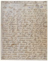 Correspondence from Arthur H. Harris to George Carroll Harris, November 11, 1860