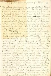 Thomas Butler Gunn Diaries: Volume 19, page 36, March 10-11, 1862