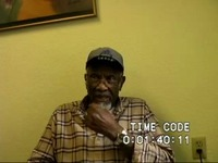Lyles, Elbert (Interview outline and video), 2011