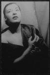 [Portrait of Billie Holiday]