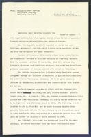 Dr. Reinhold Niebuhr weekly columns, 1946.