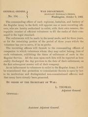 General orders. No. 154
