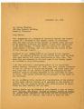 1958-09-30 Correspondence