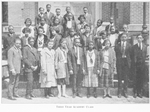 Third year Academy Class