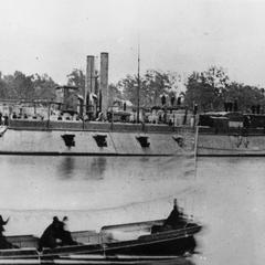 Mound City (Gunboat, 1861-1866)