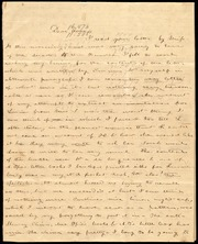 Letter to] Dear Anne [manuscript