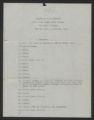 Reports of N.C. Newbold, 1915