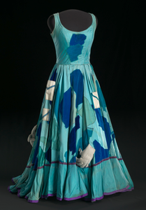 Costume gown and petticoat for Addaperle in The Wiz on Broadway