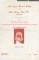 Program from the Delta Sigma Theta Fourth Annual Social Action Luncheon, November 10, 1973