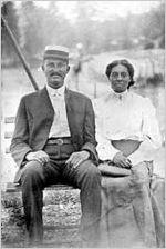 Alexander D. and Nellie Marie Hamilton