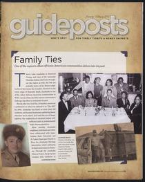 Family Ties [Guideposts, WNC Magazine, January-February 2014]