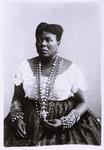 Portrait of a woman, Bahia, Brazil