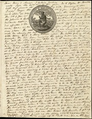 Letter to] Dear Henry and Maria [manuscript