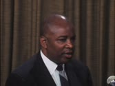 President of the Roanoke chapter of the NAACP Reverend Charles T. Green talks about his new committee against Total Action Against Poverty
