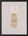 Agencies, 1968-1983. Margaret Berry Settlement House. Budget allotments. (Box 206, Folder 5)