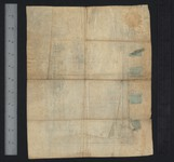 Certificate of initiation : manuscript, 1799 June 23, Verso