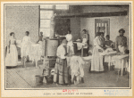 Scene in the laundry at Tuskegee