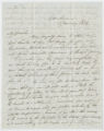 Letter from E.T. Bunn to George Hooper