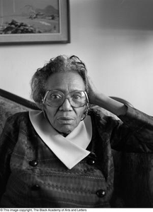 Portrait of Mable Chandler #2 Dallas/Fort Worth Black Living Legends Dallas/Fort Worth Black Living Legends, 1992