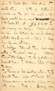 Thomas Butler Gunn Diaries: Volume 4, page 136, June 5-7, 1852