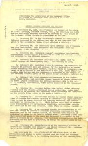 Report of John R. Shillady, Secretary to the Anti-Lynching Committee