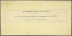 Views of Custom House square at Christiansted, St. Croix, W. I