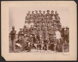 Thumbnail for Co. I, 9 U.S. Vol. Inf., 1899