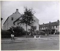 Dillard University public housing