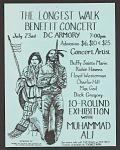 Longest Walk Benefit Concert