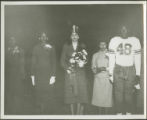 African American homecoming photo