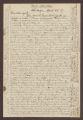Greener, Richard Theodore Papers 1916-1919, 28 April 1919