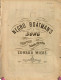 Negro boatman's song /