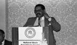 Melvin Bradley, National Black Republican Council, Los Angeles, 1982